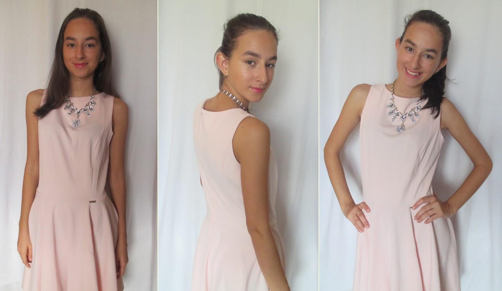 Numoco šaty Winter Rose
