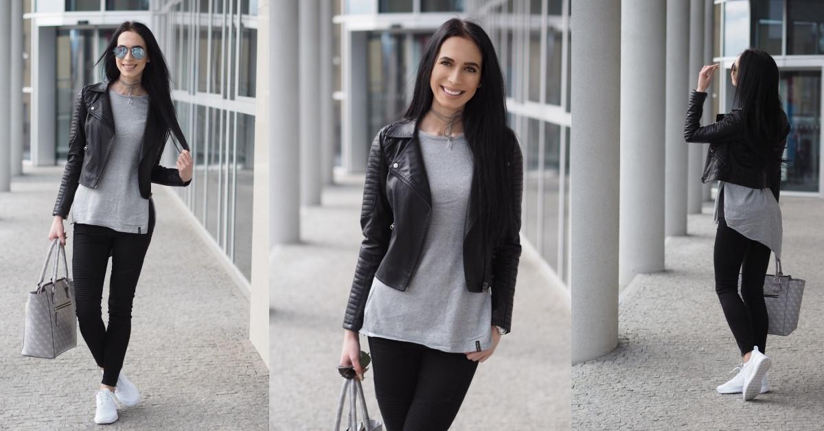 Módní blogerka Lady An