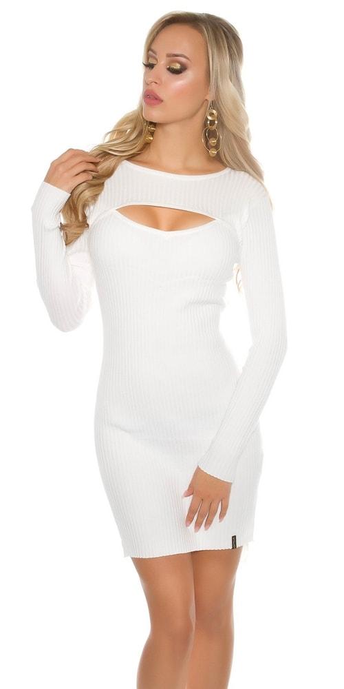 Koucla Úpletové šaty - II. jakost