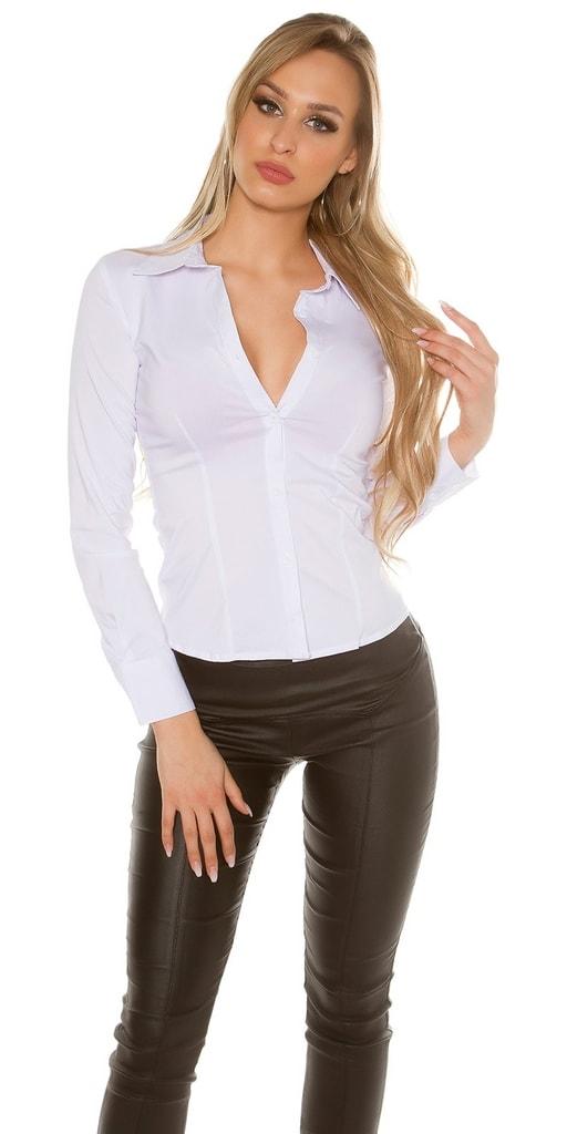 Koucla Dámské elegantní košile