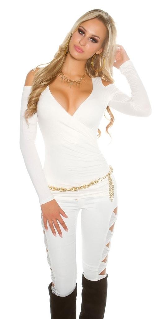 Koucla Elegantní dámské triko