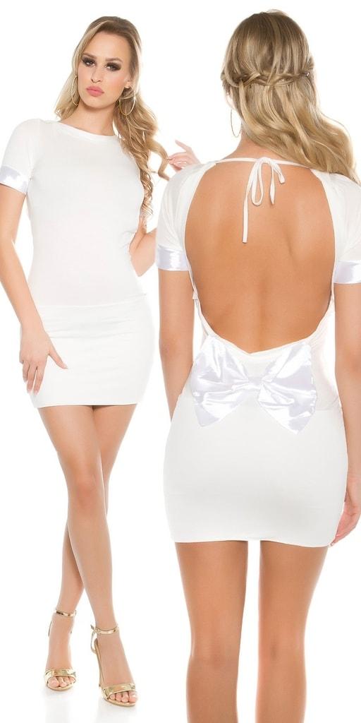 Koucla Sexy šaty s holými zády