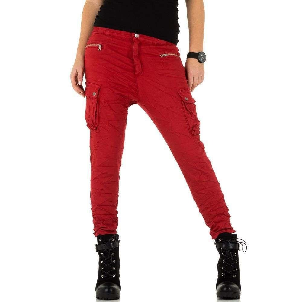 Damske platene kalhoty s kapsami  f8a86eb06c