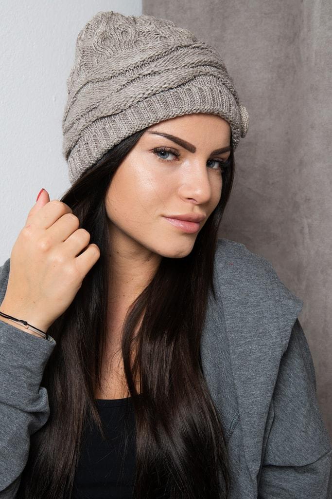 Kesi Zimní čepice dámská