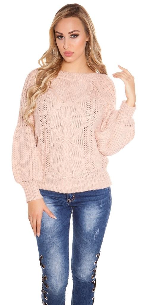 Koucla Pletený svetr