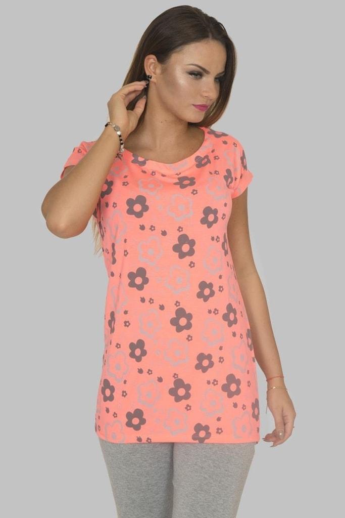 Kesi Květované dámské tričko