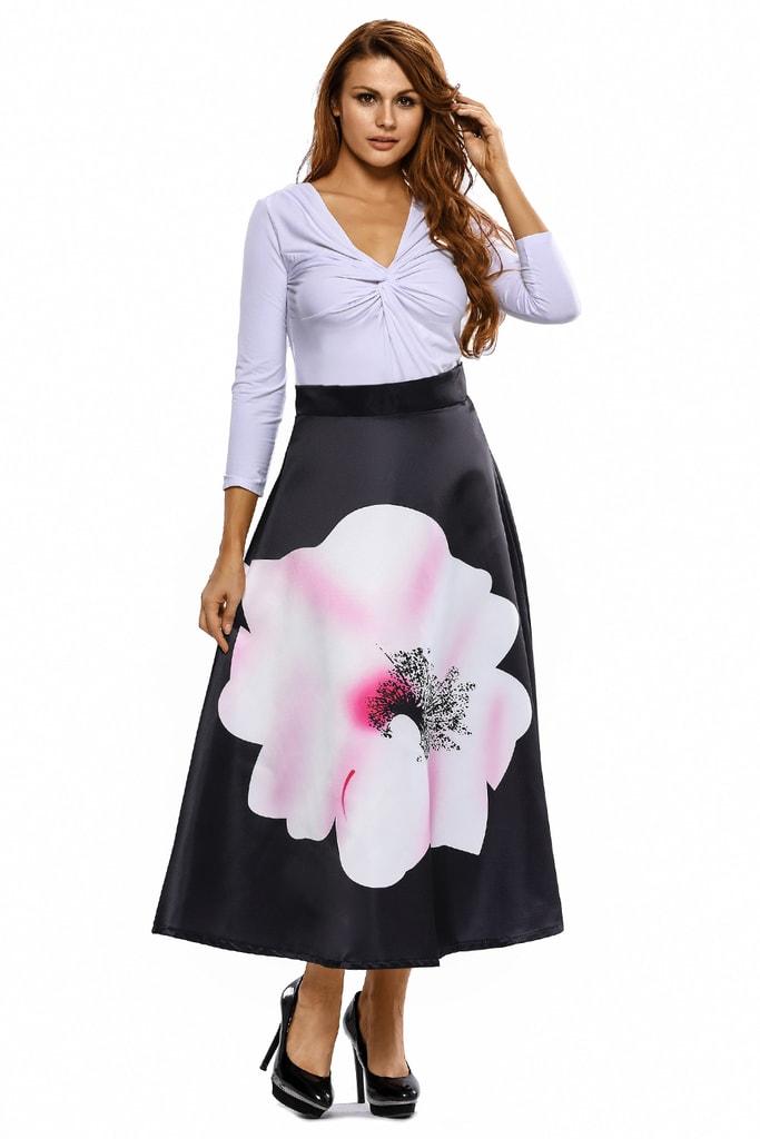 DAMSON Dámská kolová sukně