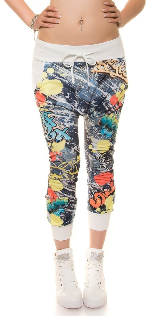Koucla Trendy baggy kalhoty