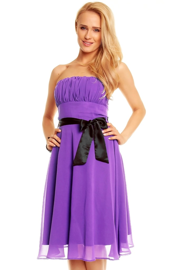 Mayaadi Plesové šaty krátké