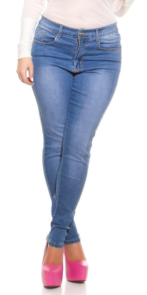 Koucla Trendy dámské džíny