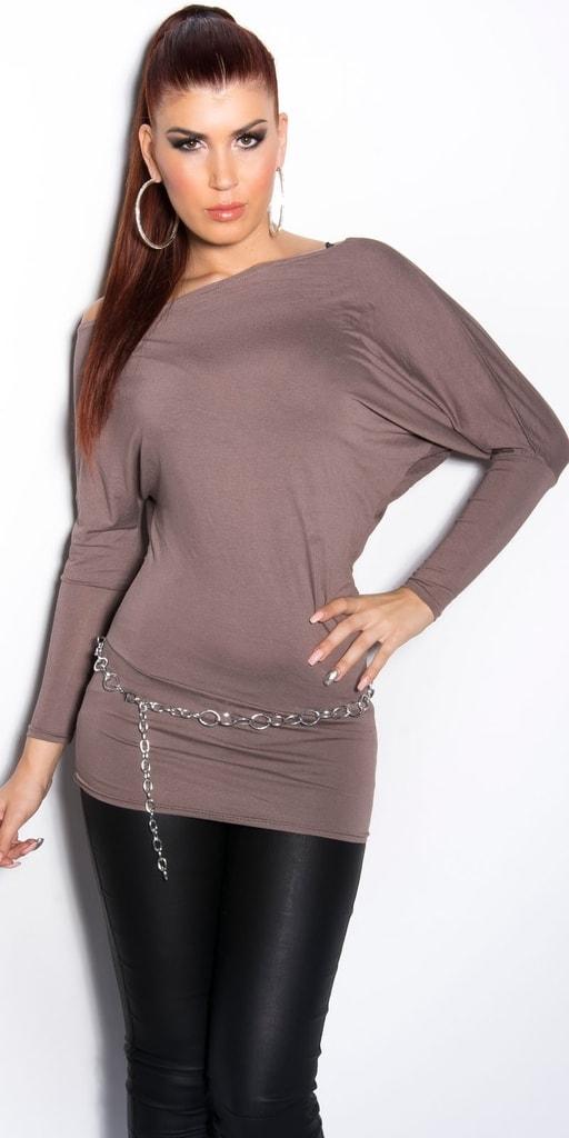 Koucla Moderní dámské tričko
