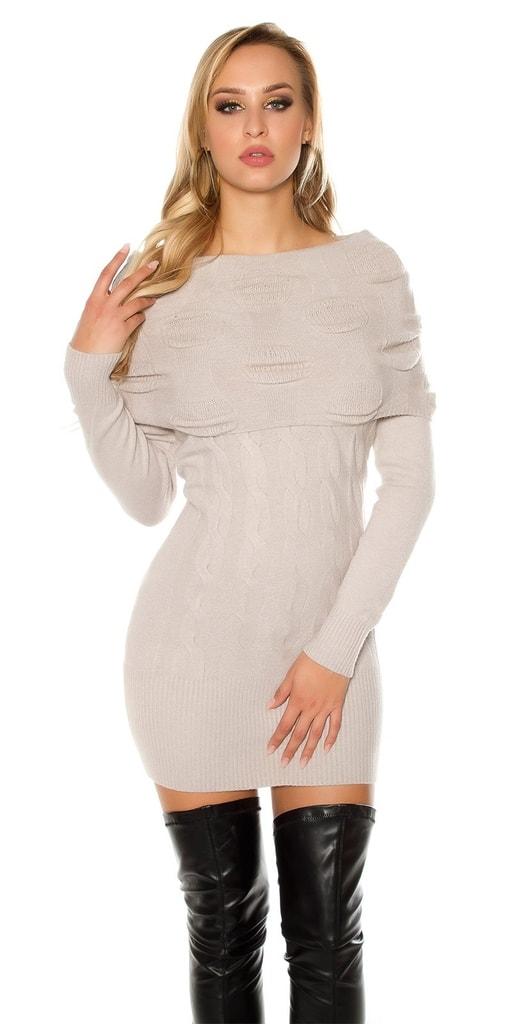 Koucla Úpletové dámské tuniky