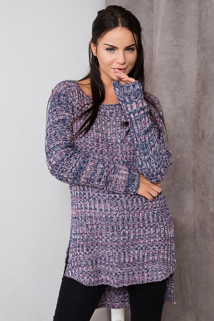 Kesi Dlouhý dámský svetr