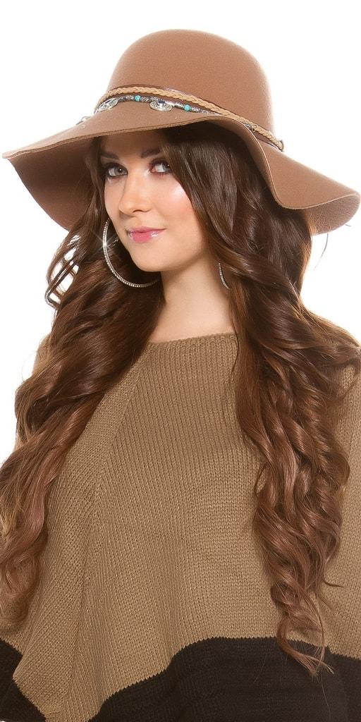 Koucla Dámský klobouk