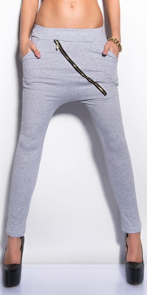 Koucla Volnočasové dámské kalhoty