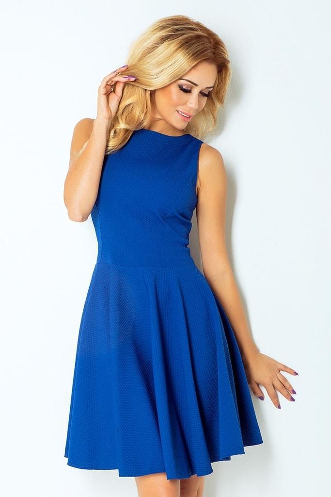 Numoco Dámské šaty modré 125-4