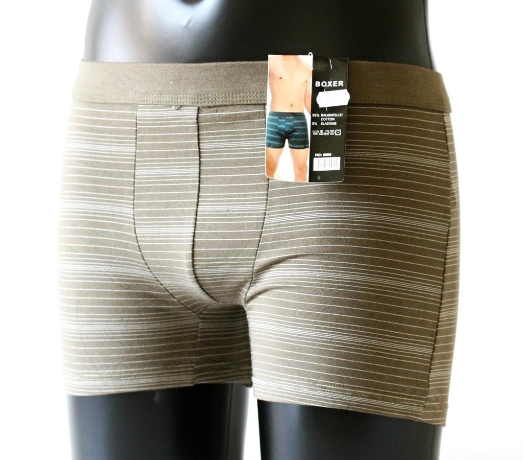 EU Pánské boxerky s nohavičkou