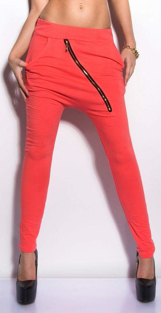 Koucla Dámské volnočasové kalhoty