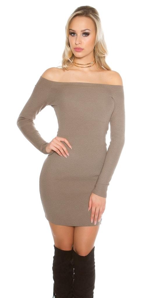 Koucla Úpletové šaty