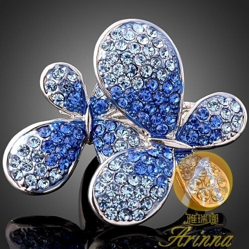 Swarovski šperky Dámské prsteny