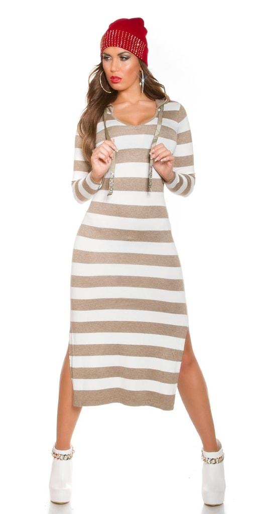 Koucla Dlouhé dámské šaty