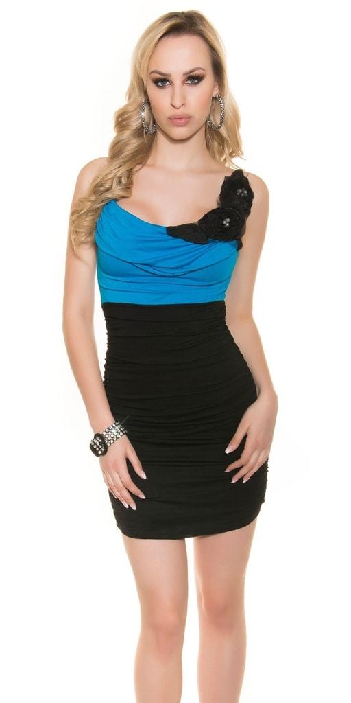 Koucla Dámské elegantní mini šaty