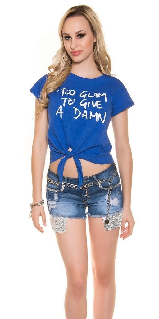 Koucla Dámské trendy tričko