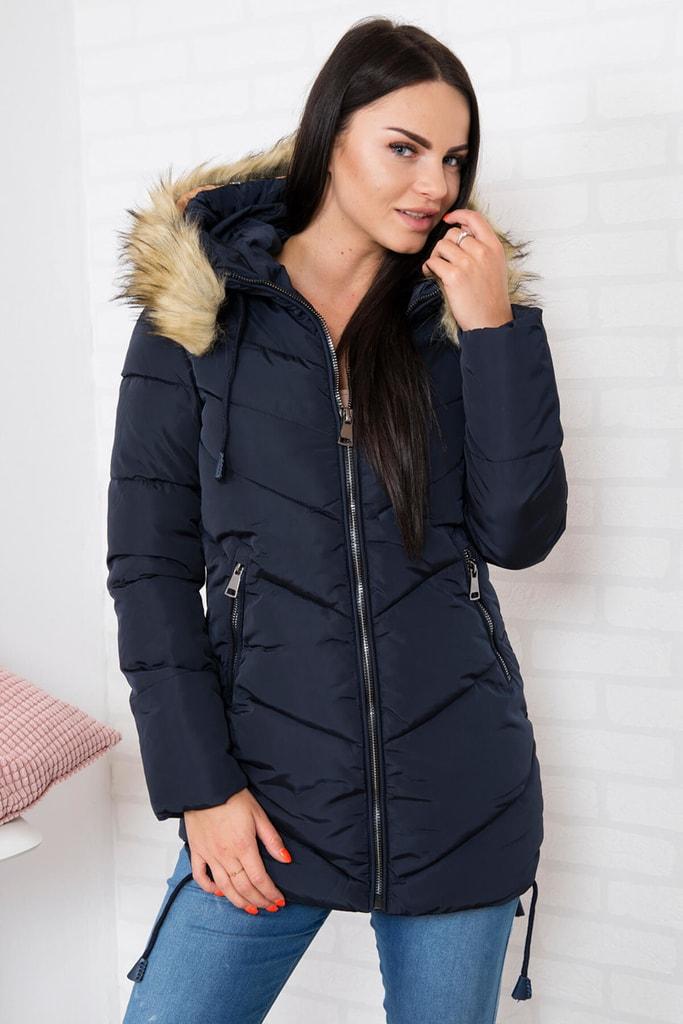 Kesi Zimní dámská bunda - bazar