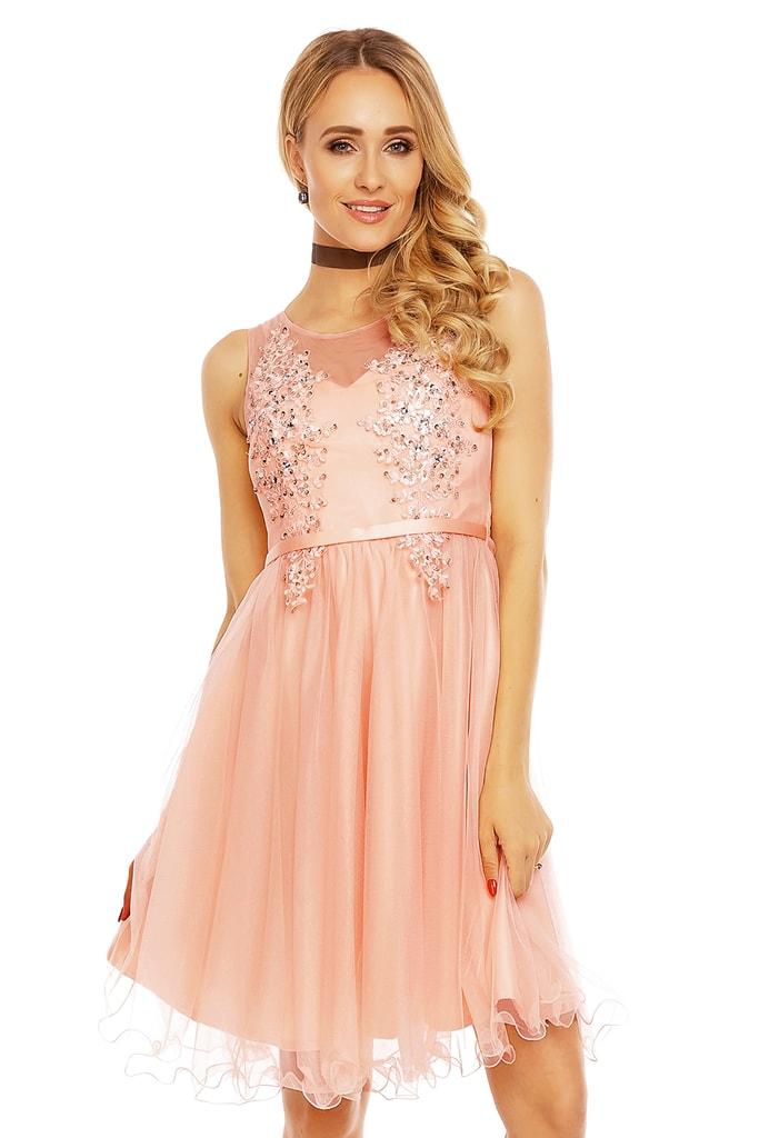Plesové dámské šaty