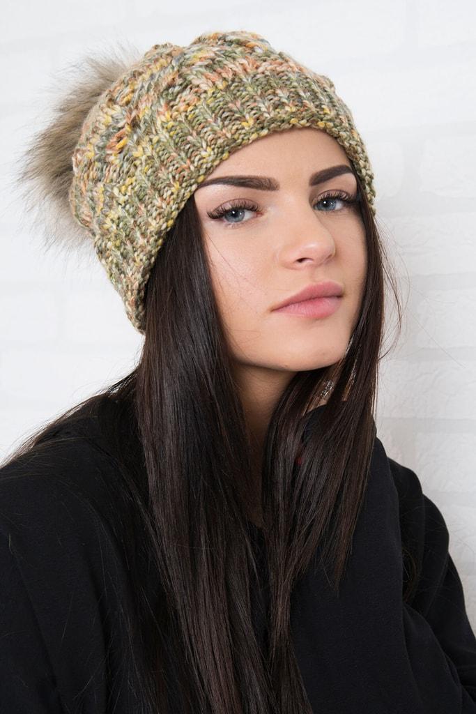 Kesi Dámská pletená čepice