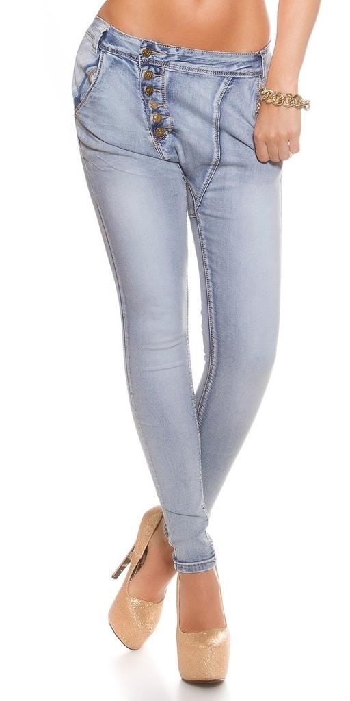 Koucla Dámské džíny