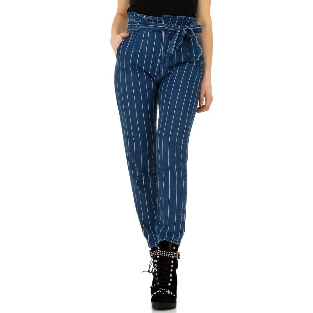 6574eae1719 Damske riflove laclove kalhoty