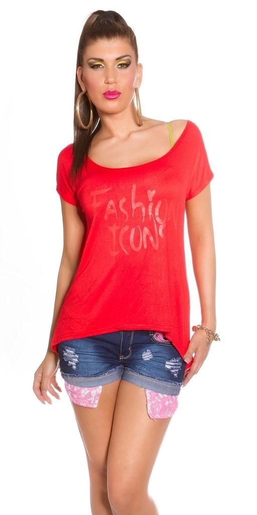 Koucla Letní tričko dámské