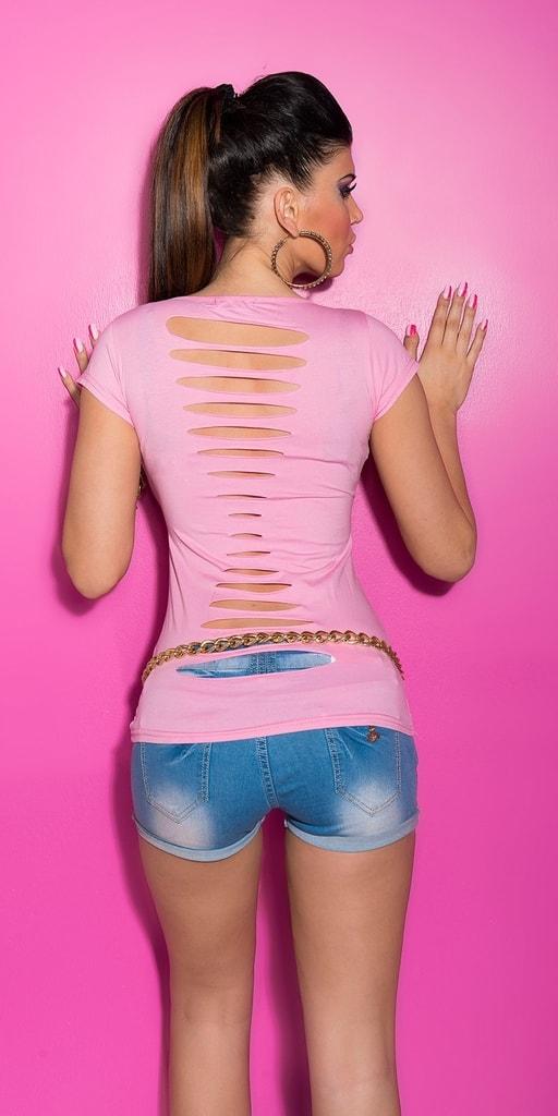 Letní dámské tričko