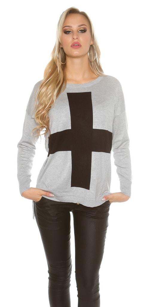 Koucla Trendy dámský svetr