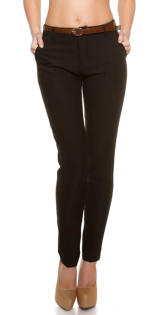 Koucla Dámské elegantní kalhoty