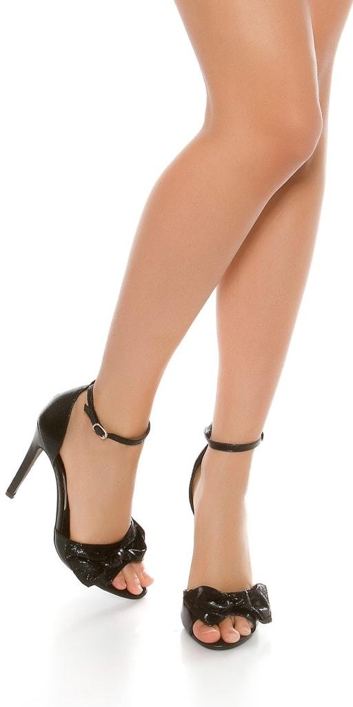 Koucla Elegantní dámské sandálky