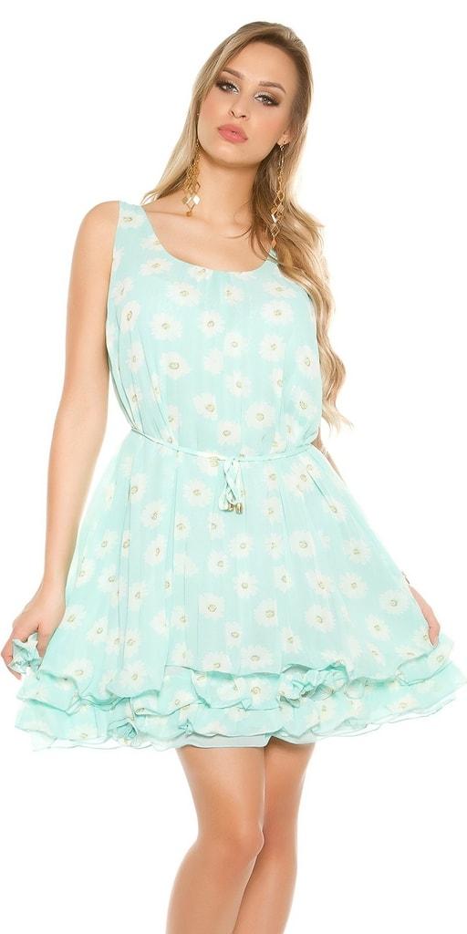 Koucla Letní romantické šaty