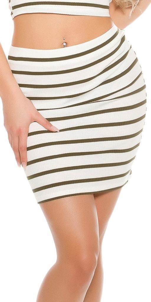 Koucla Trendy mini sukně