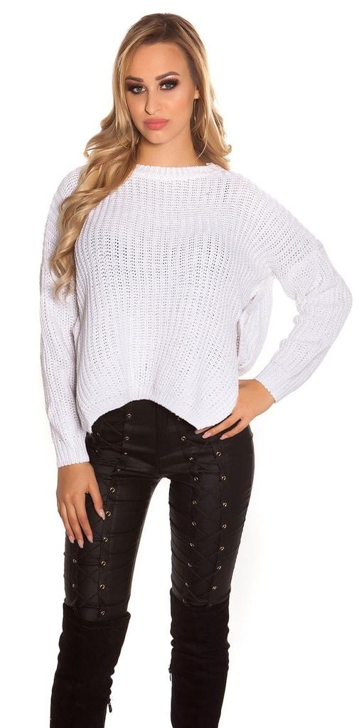 Koucla Dámský pletený svetr