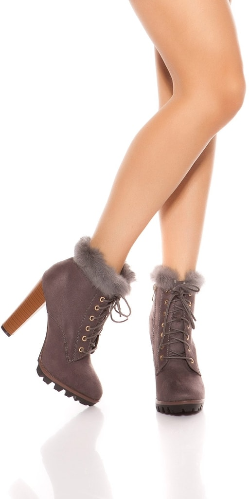 Koucla Dámské kotníkové boty