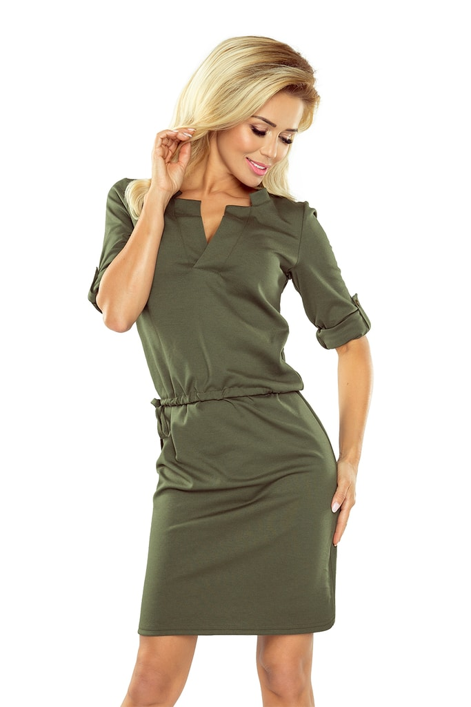 Numoco Volnočasové dámské šaty