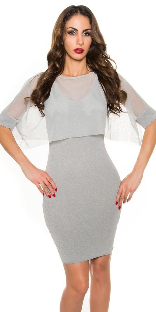 Koucla Dámské elegantní šaty