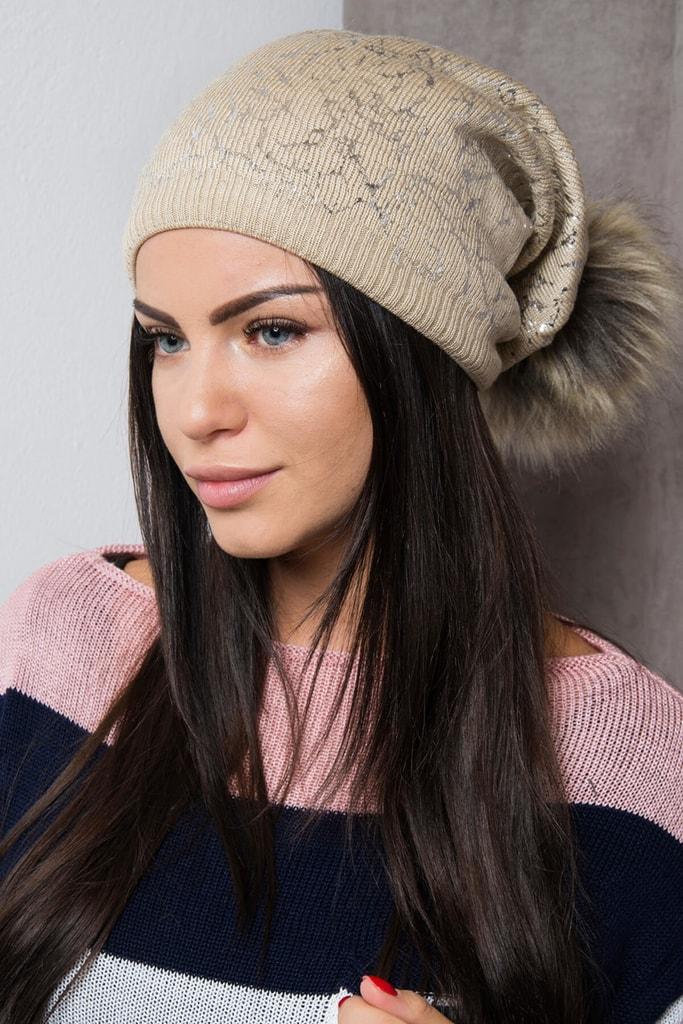 Kesi Zimní dámská čepice