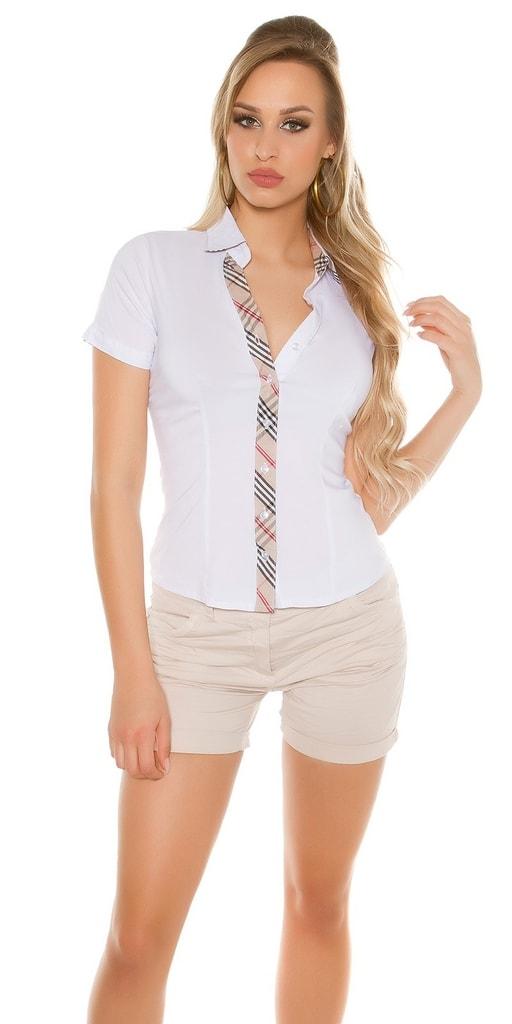Koucla Elegantní dámská košile