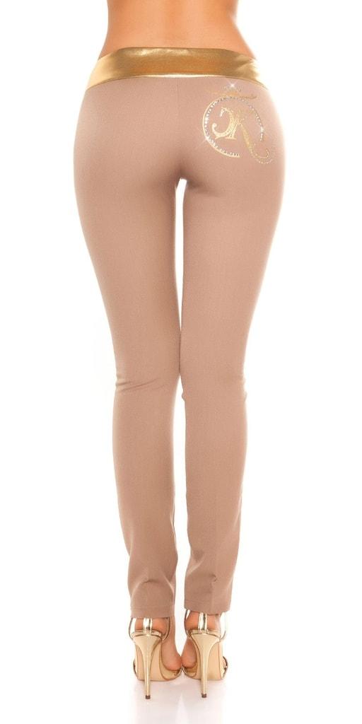 Koucla Dámské skinny kalhoty