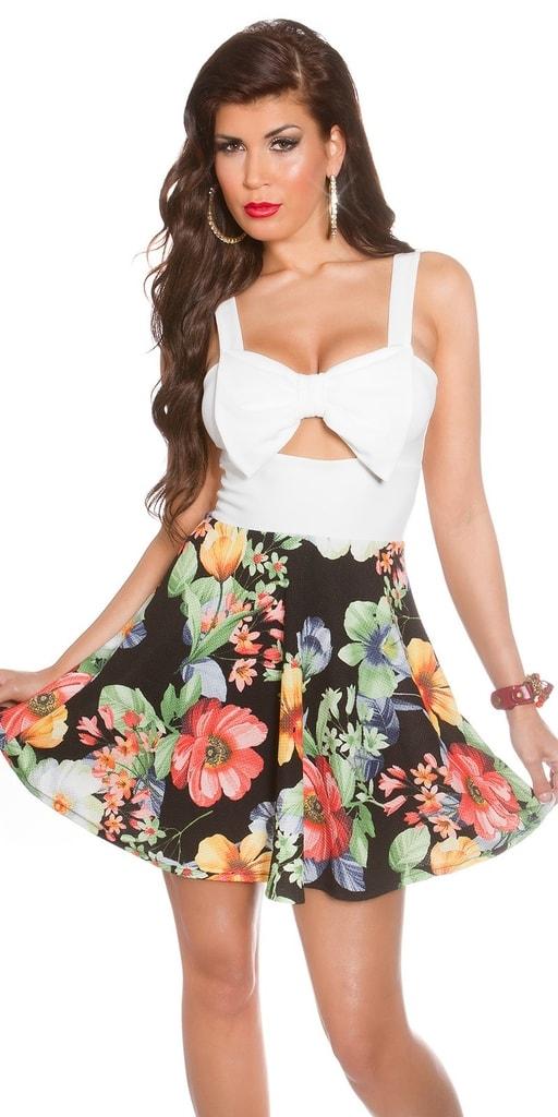 Koucla Dámské letní šaty
