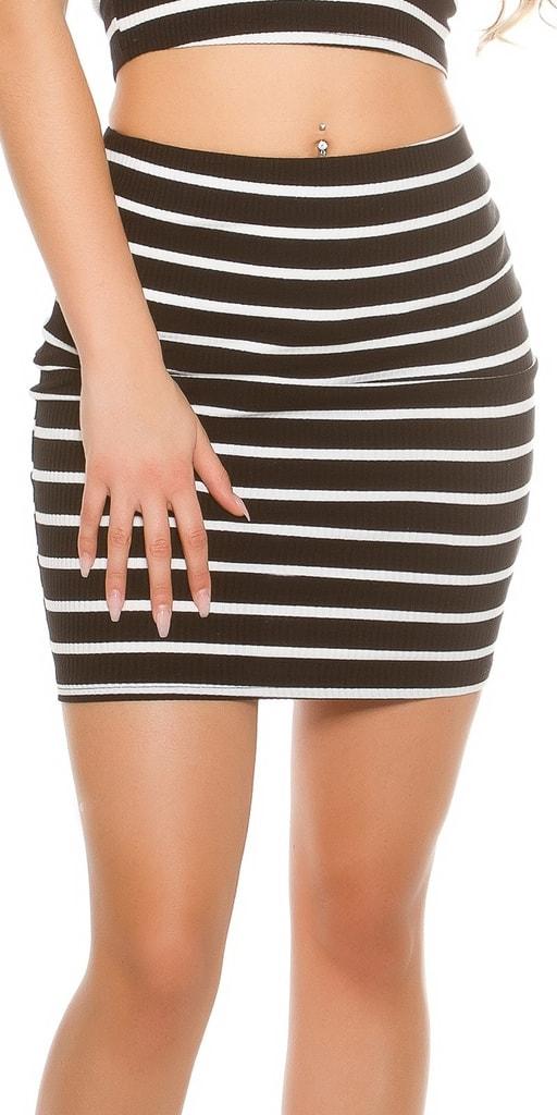 Koucla Dámské mini sukně