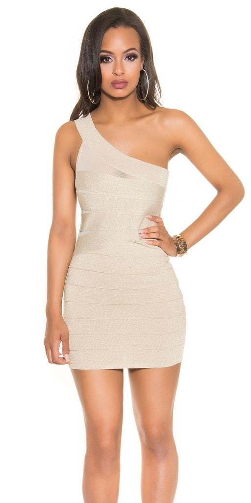 Koucla Večerní dámské mini šaty