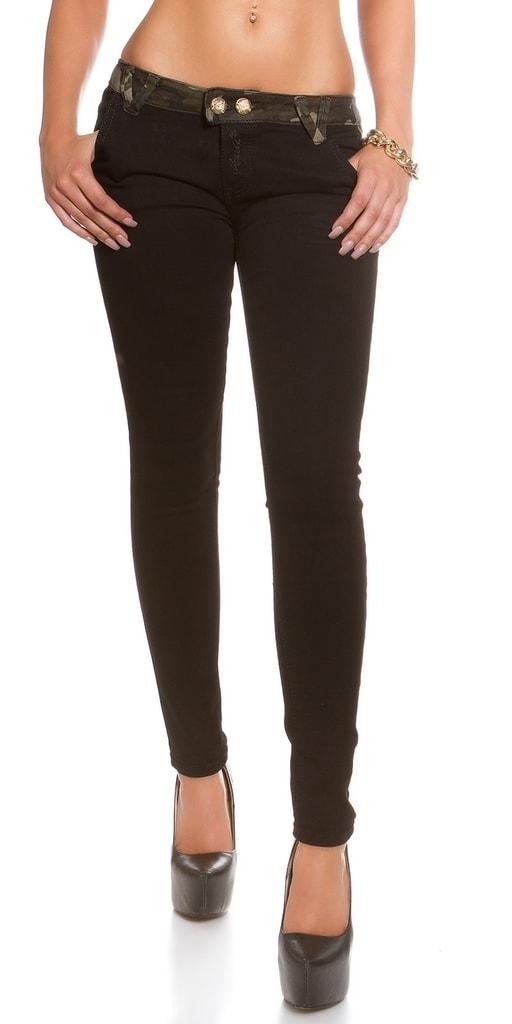 Koucla Trendy skinny džíny
